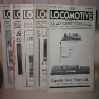 """The Locomotive' - 5 Copies"